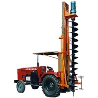 driller for deep hole