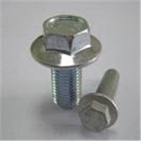 hexagon bolts with flange