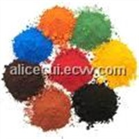 Iron Oxide Red/Yellow/Black/Grown