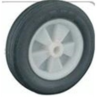 lawn mower wheel