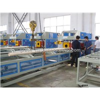 Plastic Pipe Belling Machine