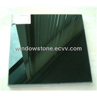 Black Crystalized Glass Panel (WDS0C1096)
