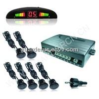 Rear & Front Series Buzzer Type Parking Sensor