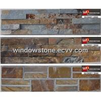 Rusty Culture Stone Veneer