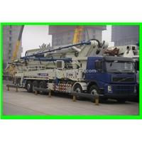 Truck-Mounted Concrete Pump (HB52)