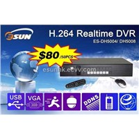 H.264 Standalone DVR (ES-DH5004/ DH5008)