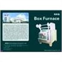 1350 DegC Box Furnace