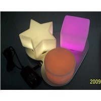 3PK Induction Rechargeable Candle Light