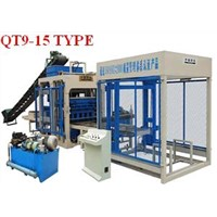 Fly ash Block Machines (QFT9-15)