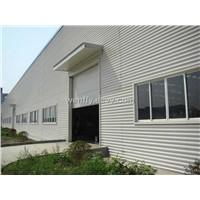 Industrial Steel Warehouse