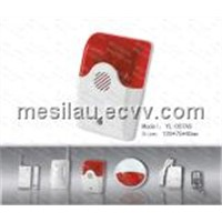 Mini Alarm with Flash Light & Sound (YL-007AS)
