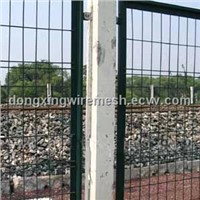 Railway Protection Fence