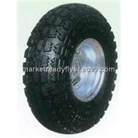 Rubbe Wheel