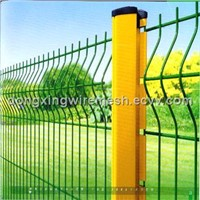 Safety and Security Fence
