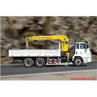 Shaanxi Truck( Crane)