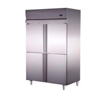 Stainless Steel Freezer