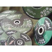 Superthin Cuting Disc for Stainless Steel