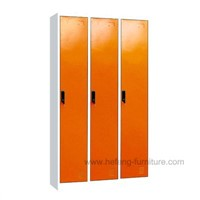 Three Door Steel Locker/School Locker/Steel Wardrobe/Metal Storage Cabinets