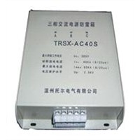 Thunder Protection Box(spd)AC power supply arrester Lightning arrester