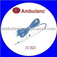 Handcontrol Electrosurgical Pencil