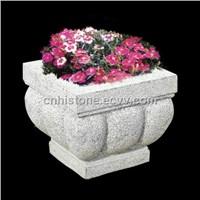 Hi-Stone Granite Flowerpot (G341)