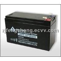Lead Acid Battery 12V7AH