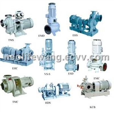 Centrifugal Water Pump (TMC/TMS/EHS)