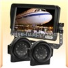 Airport Vehicle Monitor Camera System