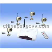 CCTV Security Systems (PST-W208G4)