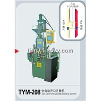 Auto Open-End Zipper Plastic Injection Molding Machine