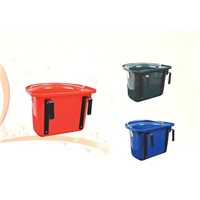 12L Hanging Bucket With Handle