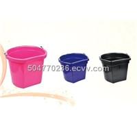14L Flat Side Bucket