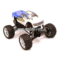 1:18 Scale 4WD RTR ESC Electric R/C Mini Monster Truck