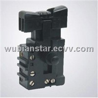 AC Trigger Switch/Power Switch with Speed Control and Integrated Reversing Module