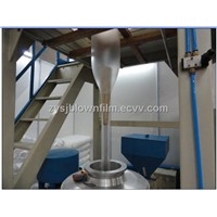 CHPE Film Blowing Machine for T-shirt Bags