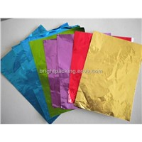 Colored Aluminum Foil