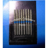 Diamond dental burs and carbide burs dental lab