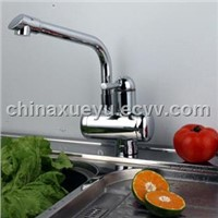 Fast heating Electric kitchen Faucet & Mixer