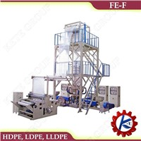 FE-F Model Three-layer Common-extruding Rotary Die Film Blowing Machine