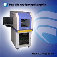 GN laser diode side-pump marking machine