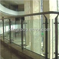 Glass Balustrade, Various Colors Available