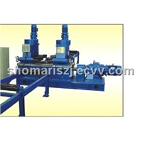 H-TYPE STEEL FLANGE STRAIGHTENING MACHINE