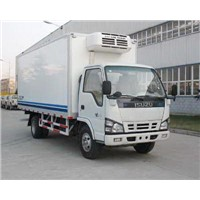 ISUZU Refrigerated Van (12CBM)