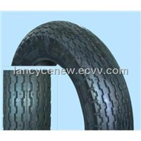 Motorcycle Tubeless Tyres (3.50-10)