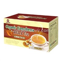Organic Ganoderma Black Tea
