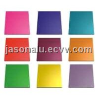 PVC Foam Color Board
