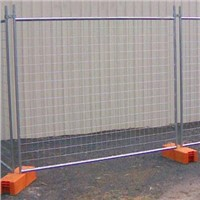 PVC Blue Wire Mesh Fencing