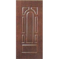 PVC Hollow Core Metal Door