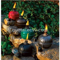 Patio Torches / Smudge Pots/Garden Torches
