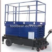 Scissor Type Elevating Platform